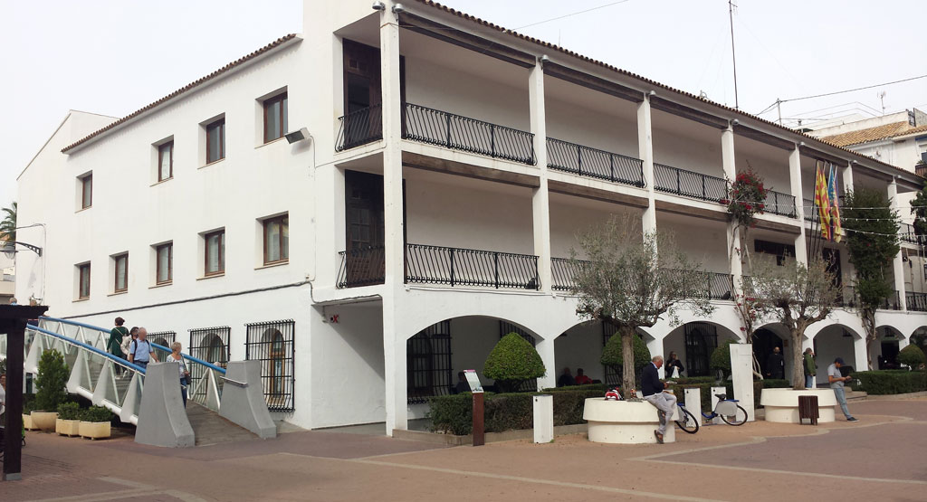 L'Ajuntament posa en marxa un procés de participació ciutadana per a l'ampliació de la Casa Consistorial i la millora del seu entorn