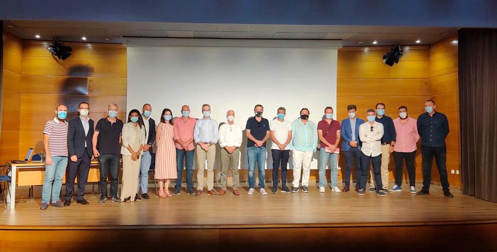 FGV elige Altea para celebrar una reunión de seguimiento de la L9 y presentar los proyectos de mejora hasta 2022