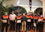 L'Ajuntament d'Altea reconeix la labor de Protecció Civil durant l'estat d'alarma