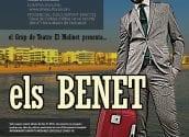 """El grup de teatre El Molinet presenta """"Els Benet"""""""
