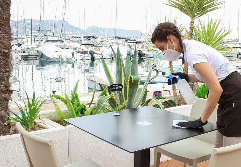 Comerç i Turisme posen a disposició de les empreses un qüestionari d'autodiagnòstic COVID-19
