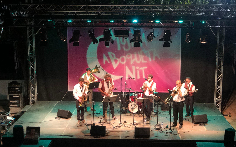 Cultura celebra la buena acogida del ciclo 'Música a Boqueta Nit' a pesar de la situación sanitaria actual
