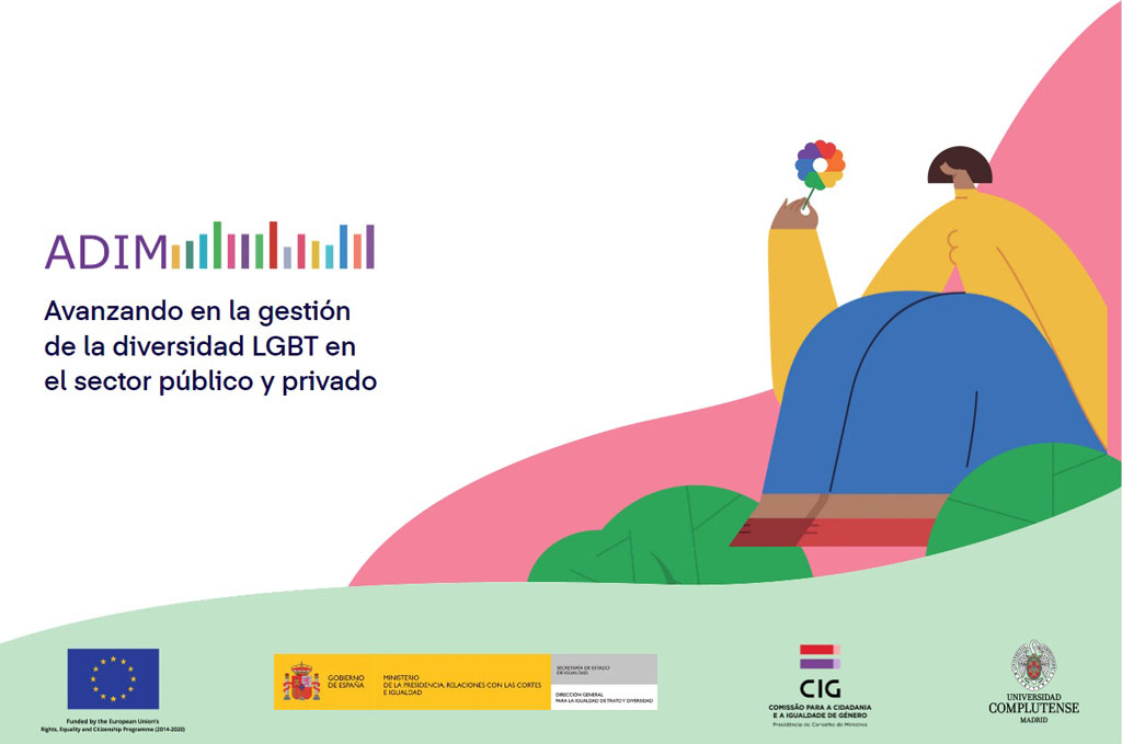 La Regidoria d'Igualtat de l'Ajuntament d'Altea es fa ressò de la Campanya LGTB+ del Ministeri d'Igualtat, que té com a objectiu millorar el respecte i la inclusió en àmbits laborals del col·lectiu LGTB+