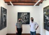 La Casa Toni el Fuster acull l'exposició 'Introspección' de l'artista Naos Beltrán