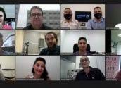 Jaume Llinares inaugura el Focus Pyme Marina Baixa 20