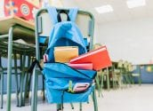 Educación convoca las ayudas para la adquisición de material escolar para alumnado de Educación Infantil