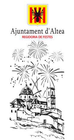 Fiestas y la Comisión del Cristo instan a la población de Altea a participar en la organización del próximo año