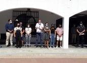 L'Ajuntament d'Altea guarda un minut de silenci per l'última víctima de violència de gènere
