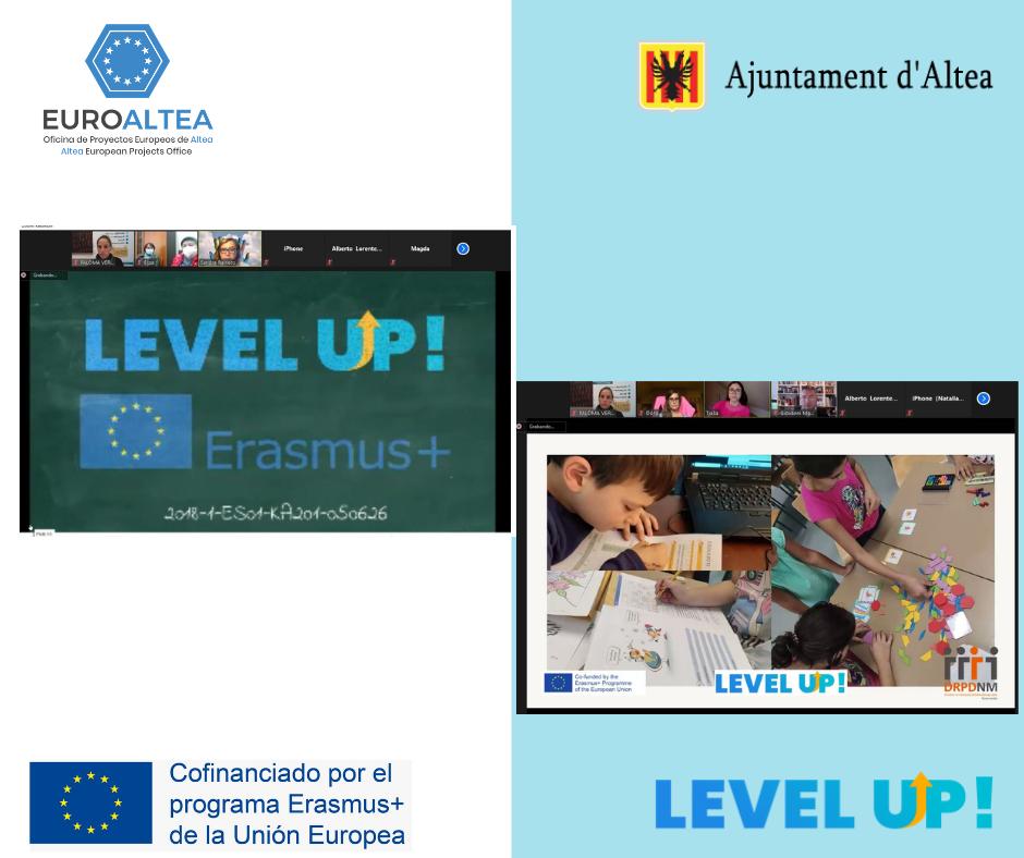 Finalitza 'Level Up' amb una jornada online que busca solucions per a la integració social dels joves més desfavorits