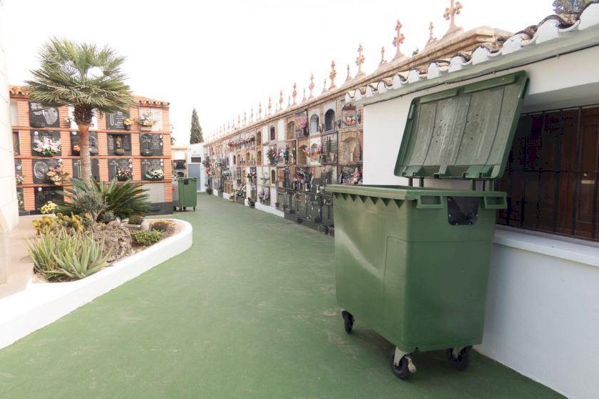 L'Ajuntament posa en marcha una campanya contra el Mosquit Tigre al Cementeri Municipal