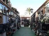 El Cementerio Municipal mantiene el horario habitual de visitas en Todos los Santos