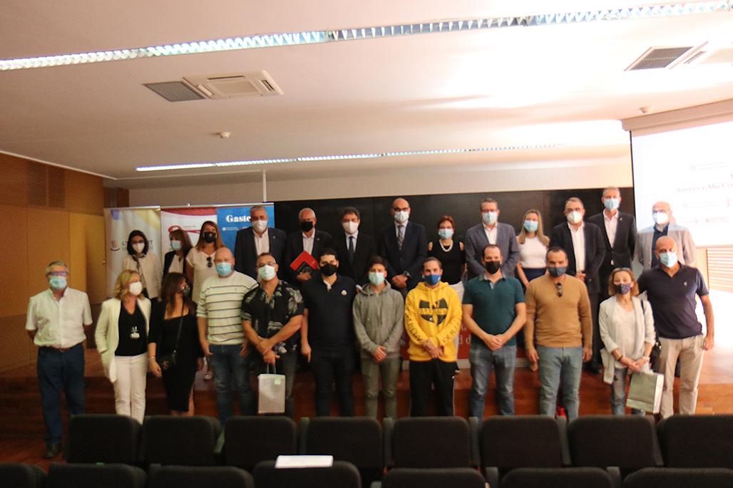Altea present en la inauguració de la III edició del Màster d'Arrossos i Alta Cuina Mediterrània