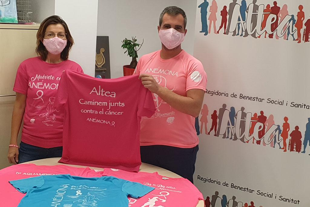 Sanitat i Anémona organitzen activitats solidàries a Altea