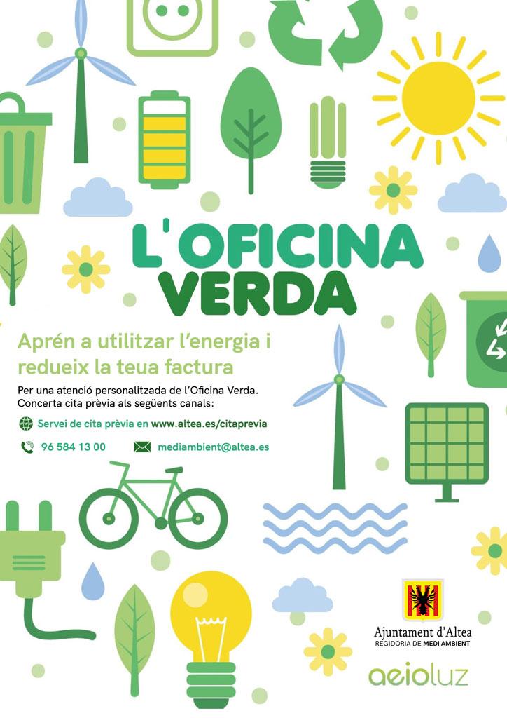 L'Oficina Verda mostra com estalviar energia a través d'un nou taller