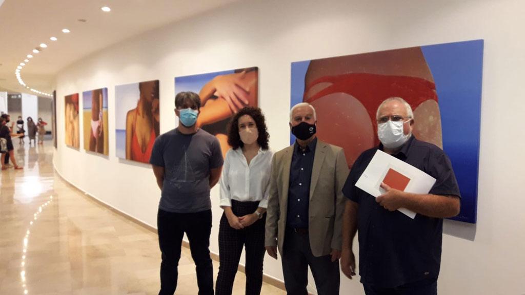 """La """"Suite Havana"""" de Antoni Miró ya está en Palau Altea"""