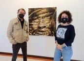 La Casa Toni el Fuster acull l'exposició 'Trans-Formas de l'artista José Plaza