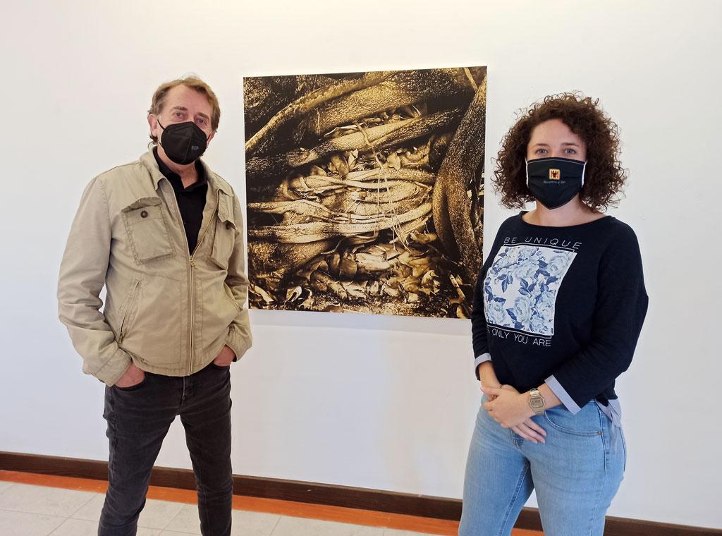 La Casa Toni el Fuster acoge la exposición 'Trans-Formas del artista José Plaza