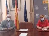 Constituïda la Comissió de Seguiment de les obres de Rehabilitació Mediambiental de la Façana Costanera del Nucli Urbà d'Altea