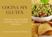 "Joventut organitza un taller de ""Cuina sense gluten"""