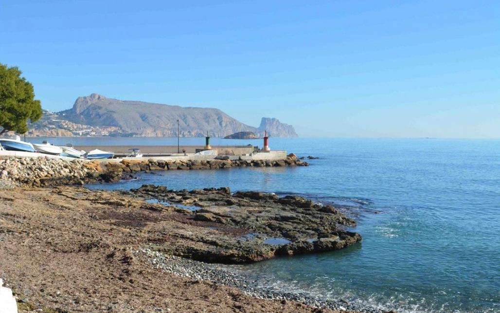 L'Aflorament Volcànic de la Platja Fòssil de Cap Negret d'Altea declarat Monument Natural