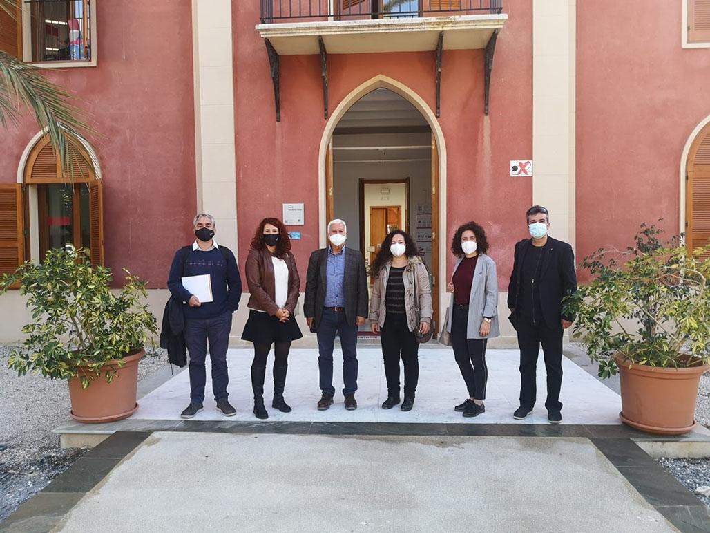 Villa Gadea albergará el Centre d'Interpretació de Carmelina Sánchez-Cutillas