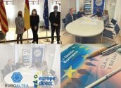 EuroAltea es reuneix amb Europe Direct Generalitat Valenciana