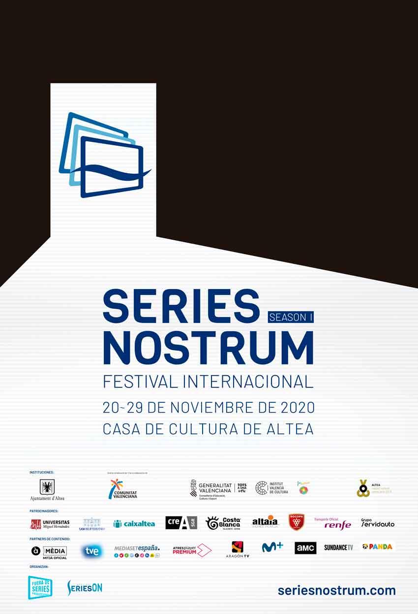 Arranca el I Festival Internacional Series Nostrum en Altea, del 20 al 29 de noviembre