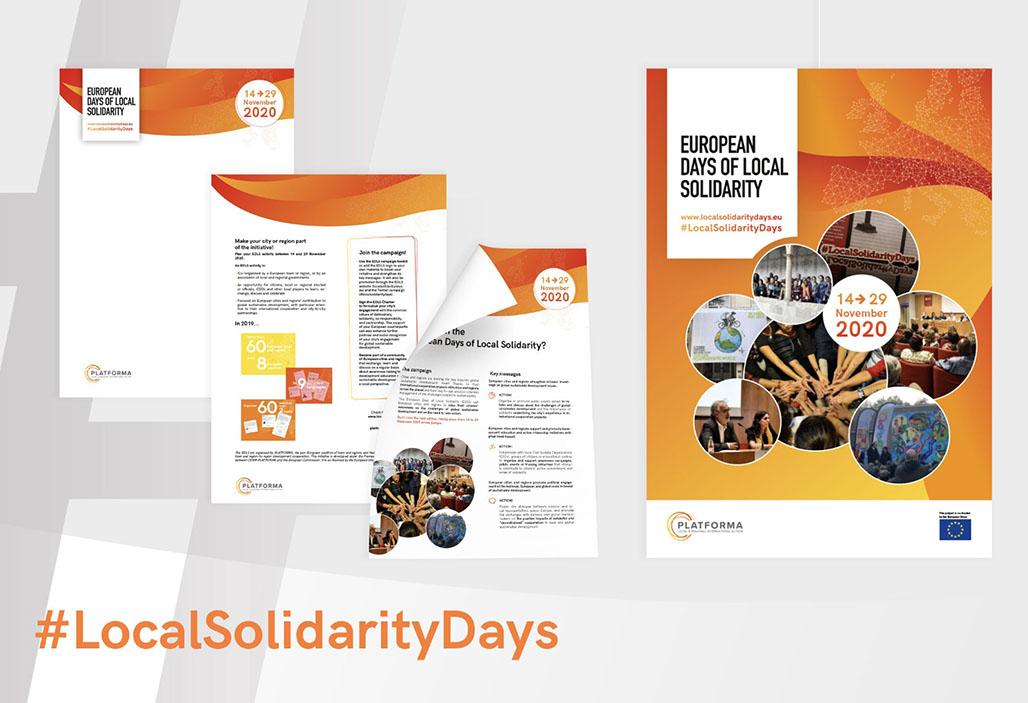 EuroAltea convida a les associacions a participar en els Dies Europeus de la Solidaritat Local