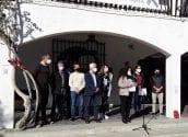 L'Ajuntament d'Altea guarda un minut de silenci per totes les víctimes de violència de gènere
