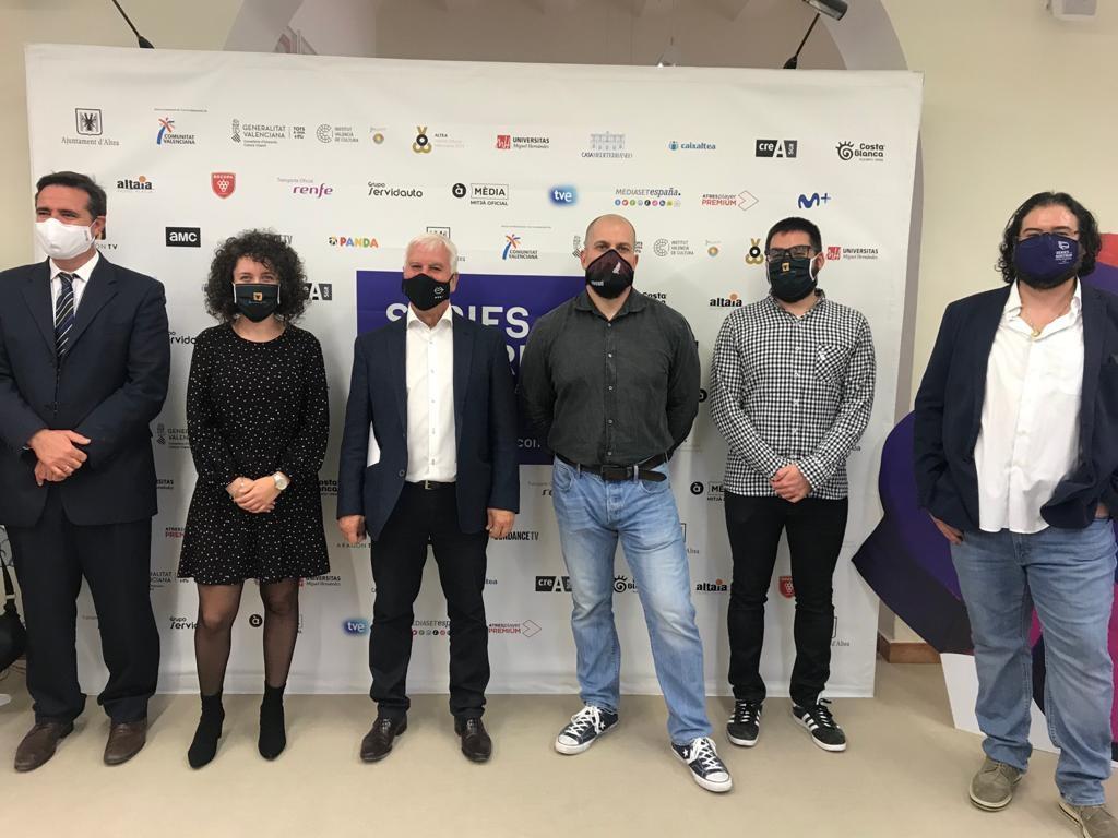 El Festival Internacional Series Nostrum se estrena en Altea con un homenaje a Chicho Ibáñez Serrador