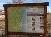 Turisme amplia la senyalització de les rutes de senderisme amb codis QR