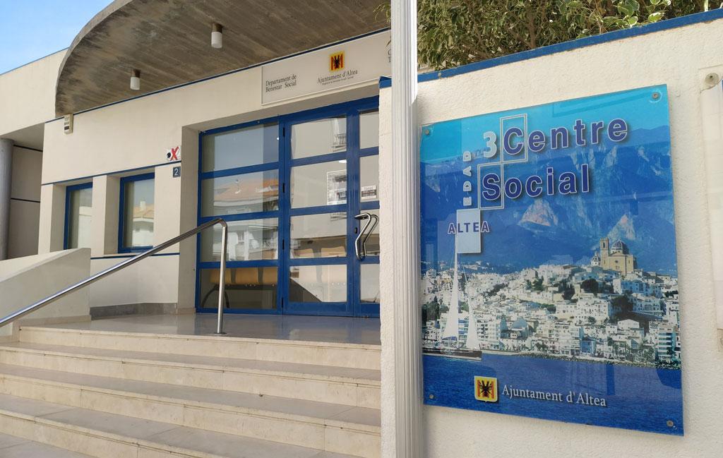 Altea recibe una subvención de 49.636€ de la Diputación de Alicante para hacer frente a la COVID-19