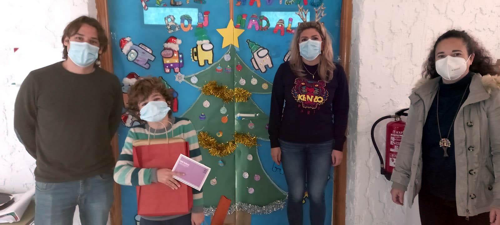 'L'arbre dels xiquets' presideix el Nadal a Altea