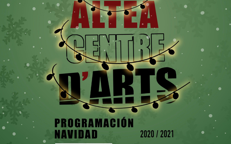 Palau Altea presenta la seua programació especial de Nadal