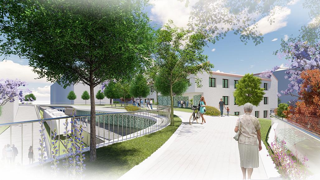 El Ayuntamiento resuelve el concurso para la reforma y ampliación de la Casa Consistorial, así como la mejora de su entorno