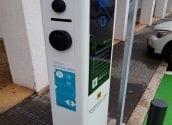 L'Ajuntament d'Altea instal·la punts de recàrrega semiràpids per a vehicles elèctrics amb l'ajuda de l'IVACE