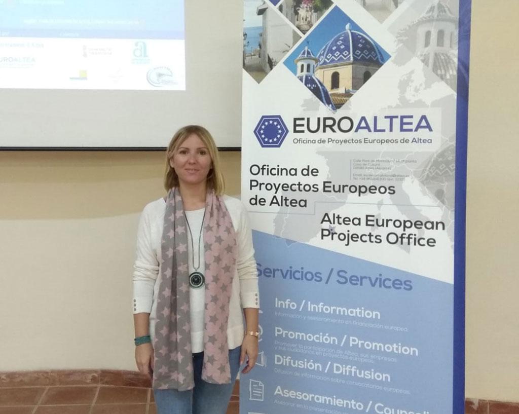 EuroAltea anuncia cinc places de pràctiques remunerades a Copenhaguen