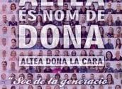 """La campanya """"Dona La Cara"""" realitzada a Altea guanya el premi Reed Latino com a millor iniciativa local de conscienciació social"""