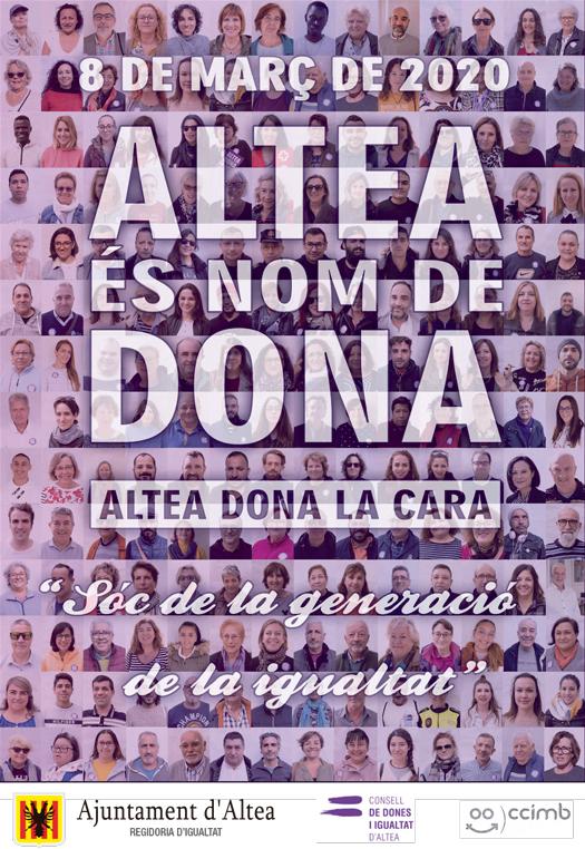 """La campaña """"Dona La Cara"""" realizada en Altea gana el premio Reed Latino como mejor iniciativa local de concienciación social"""