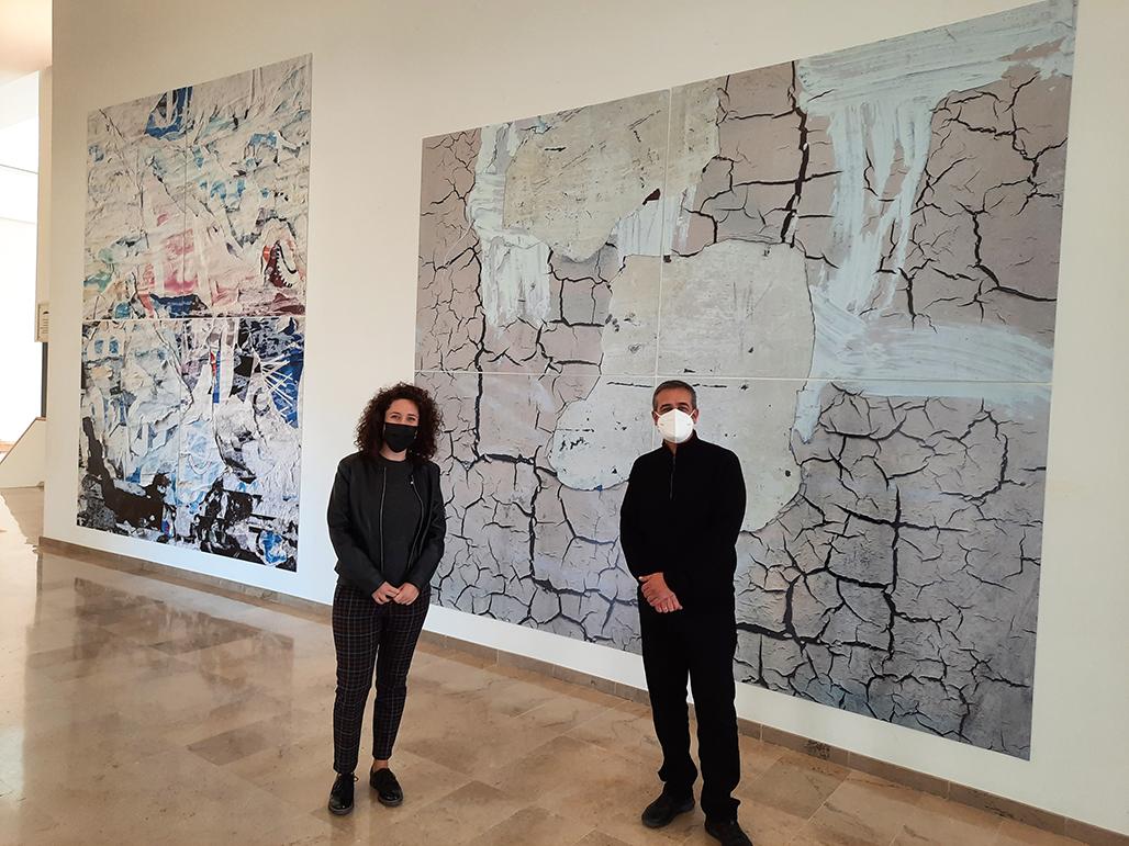 "Carlos Balsalobre presenta ""Wallscapes"" en Palau Altea"