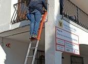 """Comença la instal•lació d'antenes de wifi públic del programa """"Wifi4EU"""""""