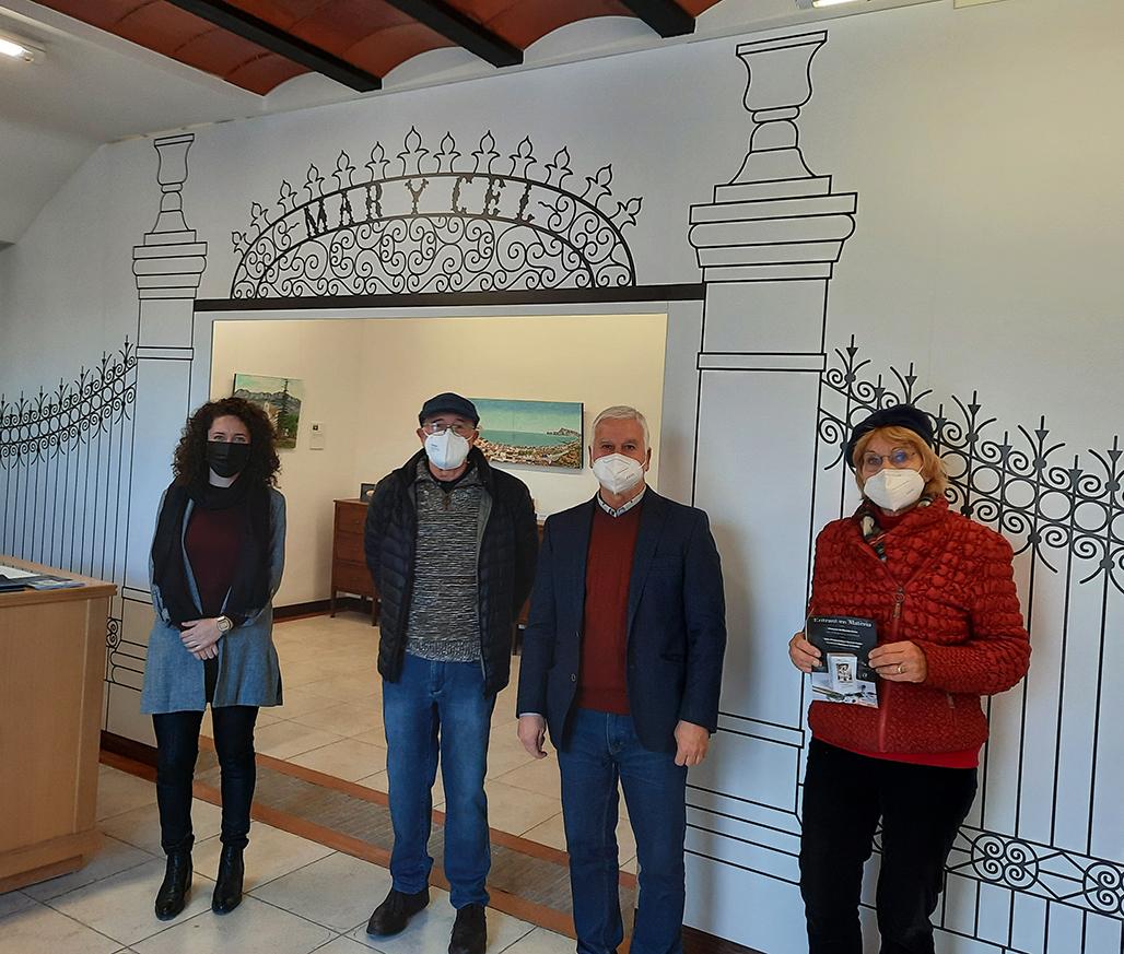 """La Casa Toni el Fuster alberga la exposición """"Entrant en Matèria"""" de Ramón Urios"""