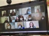 La regidora d'Igualtat participa en la reunió del Consell Comarcal d'Igualtat Marina Baixa