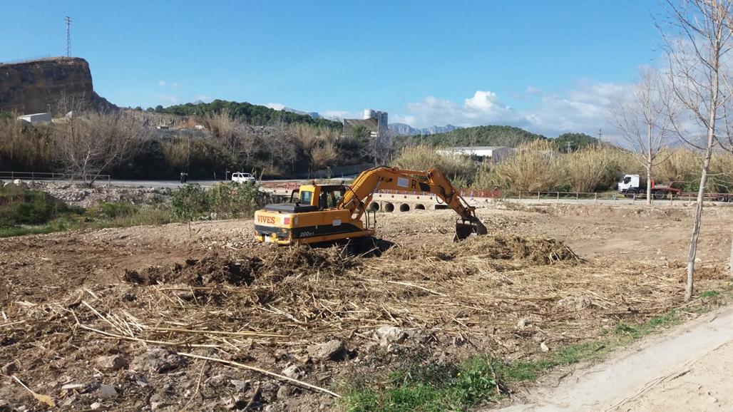 Medi Ambient anuncia una actuació de la Conselleria de Transició Ecològica al riu Algar