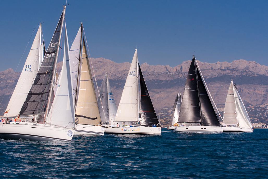 La regata 200millas a2 sigue adelante con 37 embarcaciones inscritas