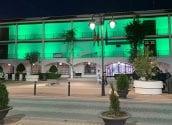 Altea il•luminarà de verd la façana de l'Ajuntament per celebrar el dia de Sant Patrici