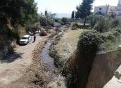 Confederació realitza treballs de neteja i manteniment al Barranc de l'Olla