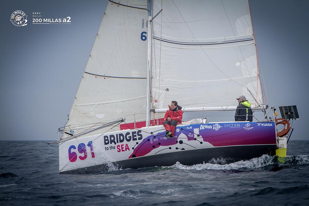 Bridges to the Sea, campeón de las 200 Millas A2 de Altea