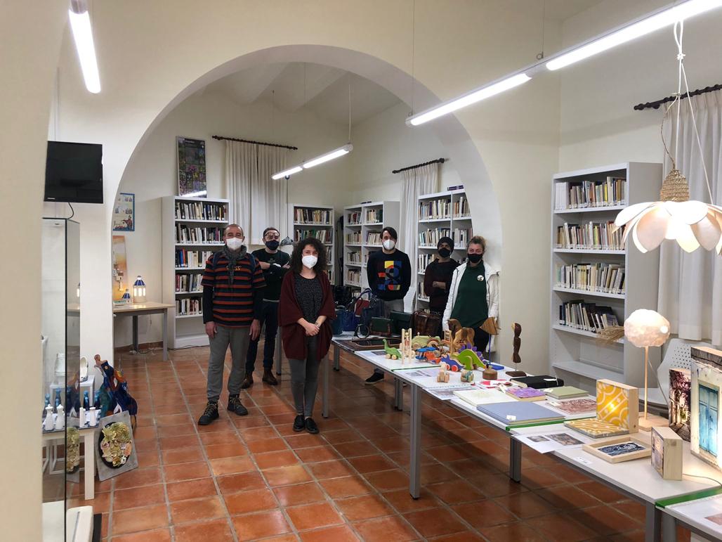 El jurado selecciona los artistas participantes en la XXXVIII Mostra d'Artesanía