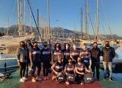 L'equip de rem del Club Nàutic promocionarà la marca VisitAltea en les seues competicions